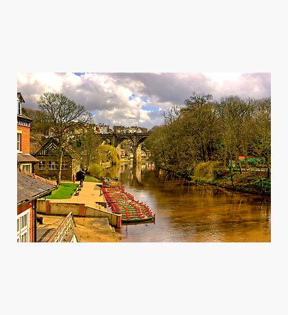 Knaresborough Viaduct Photographic Print