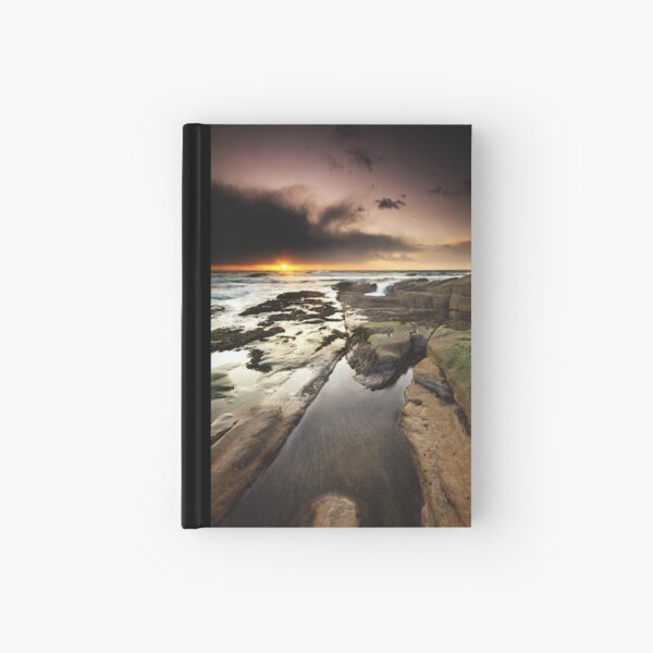 North Sea Hardcover Journal
