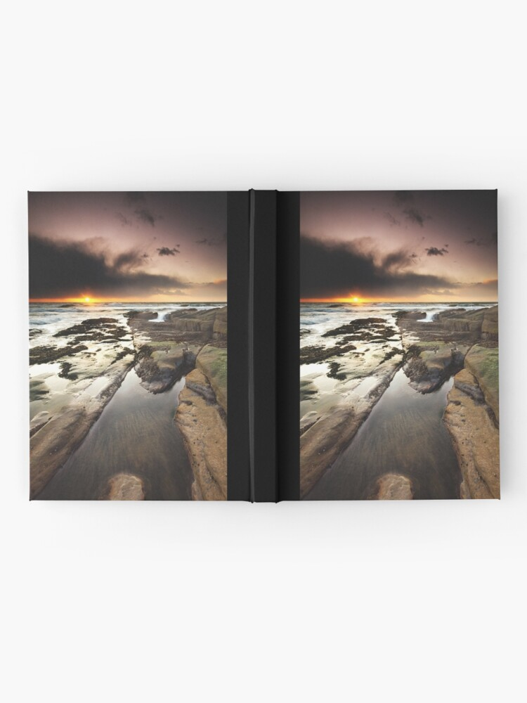 Alternate view of North Sea Hardcover Journal