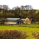 Yorks Moors Barn by Trevor Kersley
