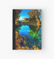 Morning at Sorrento Back Beach Hardcover Journal