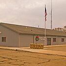 Prairie County (Montana) Court House by Bryan D. Spellman