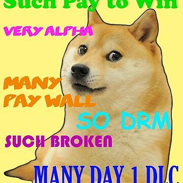 EA Doge by AMagicalJourney