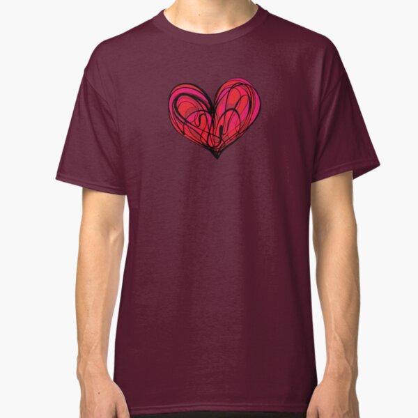 Heart Love Classic T-Shirt
