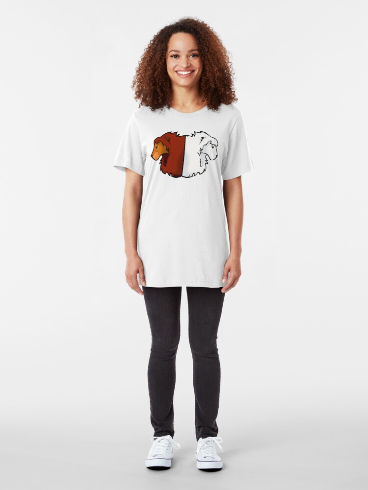 Alternate view of Rulers of Africa Slim Fit T-Shirt