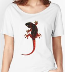 Gecko Women's Relaxed Fit T-Shirt