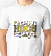 <3 HBCU's Unisex T-Shirt
