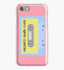 Chillee's Mixed Tape 1 by Chillee Wilson iPhone Case/Skin