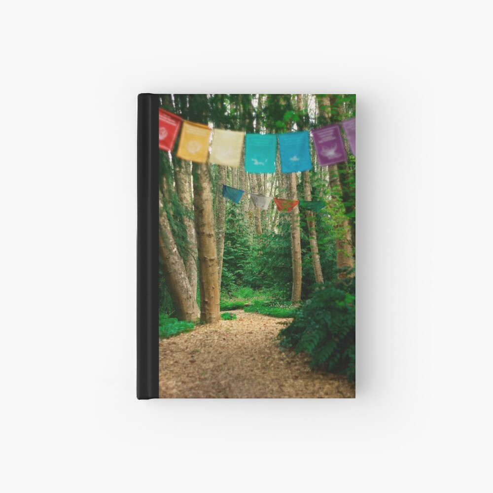 Aldermarsh Path Hardcover Journal