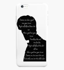 Demons run when a good man goes to war  iPhone 6s Plus Case