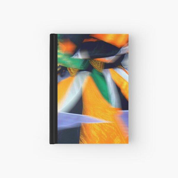 Fabric Takes Flight Hardcover Journal