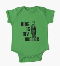 nine is my doctor Kids Clothes