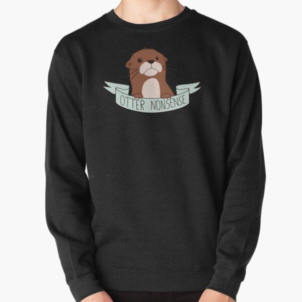 Otter Nonsense Pullover Sweatshirt