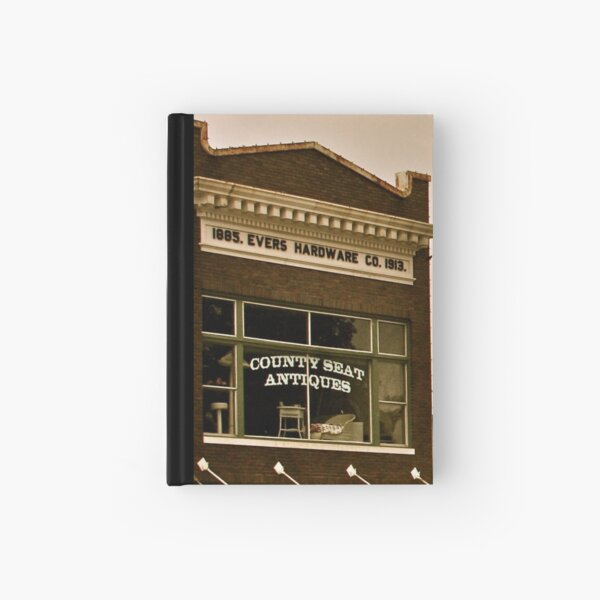 Downtown Hardware Hardcover Journal