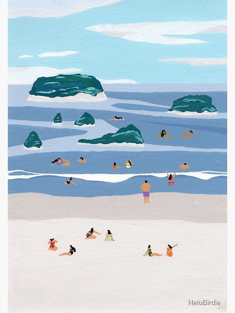 Island horizons by HeloBirdie