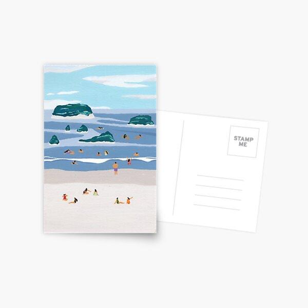 Island horizons Postcard