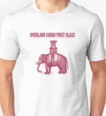 Elephant Mail Unisex T-Shirt