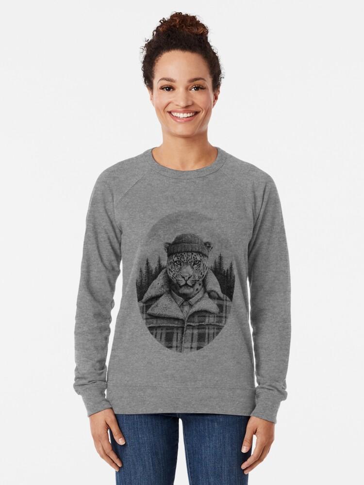 Alternate view of Lumberjack Lightweight Sweatshirt