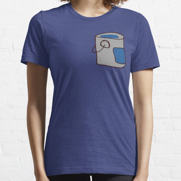 I'd Rather Watch Paint Dry Logo Essential T-Shirt