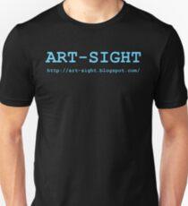 ART-SIGHT light blue Unisex T-Shirt