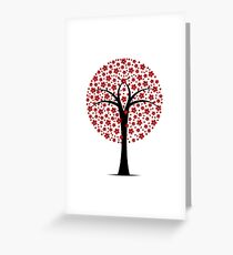 Blossom Tree Greeting Card