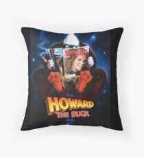 Howard The Duck (1986) Throw Pillow
