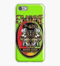 Smoke No. 420 iPhone Case/Skin