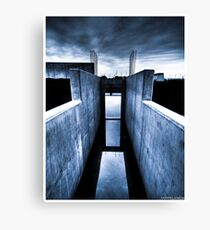 Death to abandoned #8 Canvas Print