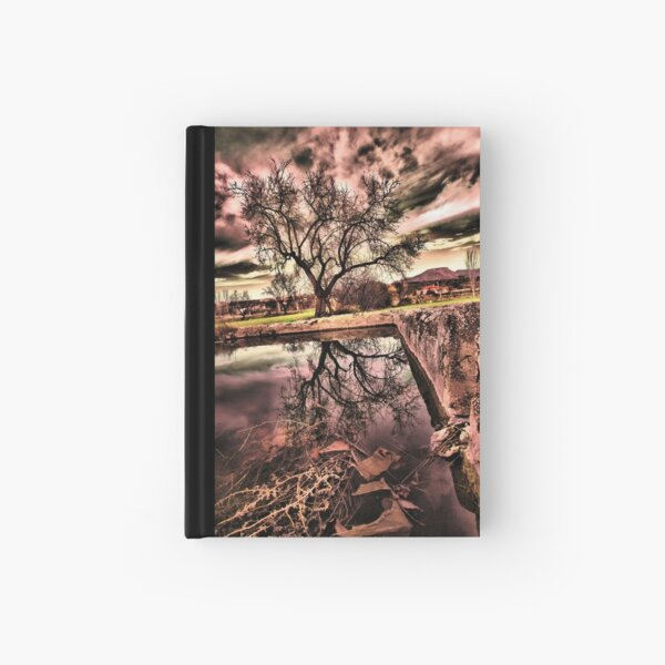 TIME HDR Hardcover Journal