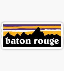 Pegatina LSU Baton Rouge