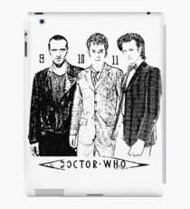doctors iPad Case/Skin