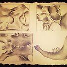 Death-Bones by Jennifer Boilard