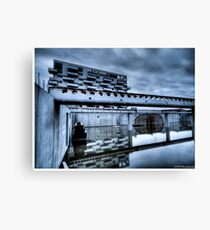 Death to abandoned #10 Canvas Print