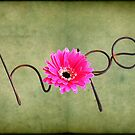Hope Card 2 by Martie Venter