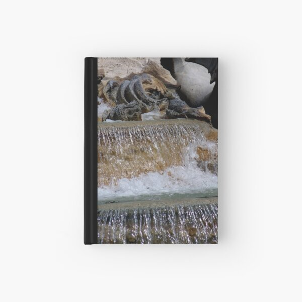 Water and Stone Hardcover Journal