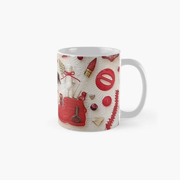 If I Only Had A Heart Classic Mug