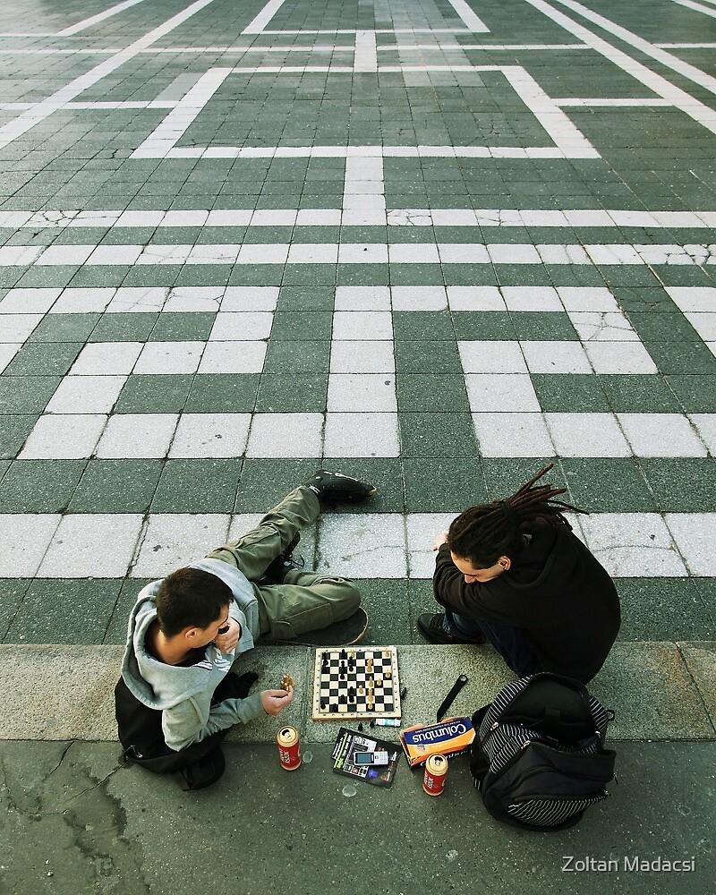 Chess  by Zoltan Madacsi