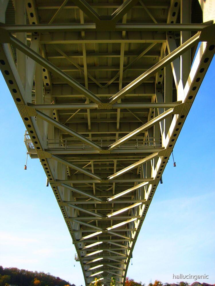 Waterfront Bridge by hallucingenic