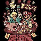 Heroes Izakaya von Ilustrata Design