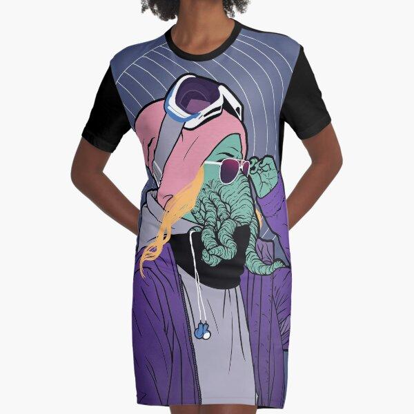 Descender Graphic T-Shirt Dress