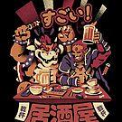 Villain's Izakaya von Ilustrata Design