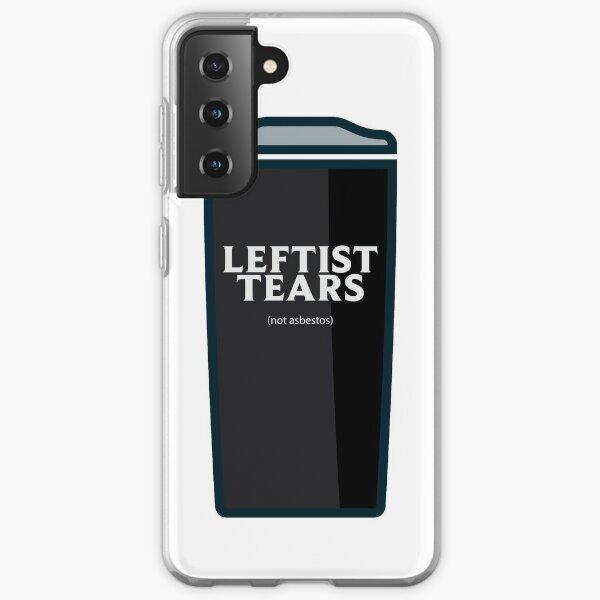 Leftist Tears Tumbler Samsung Galaxy Soft Case