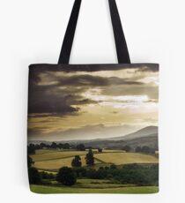 Cumbrian Evening Tote Bag