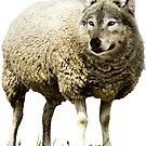 Wolf In Sheep's Clothing by rewstudio