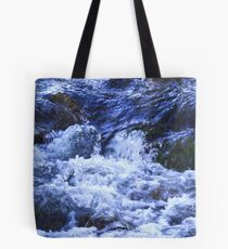 Angry Waters... Tote Bag