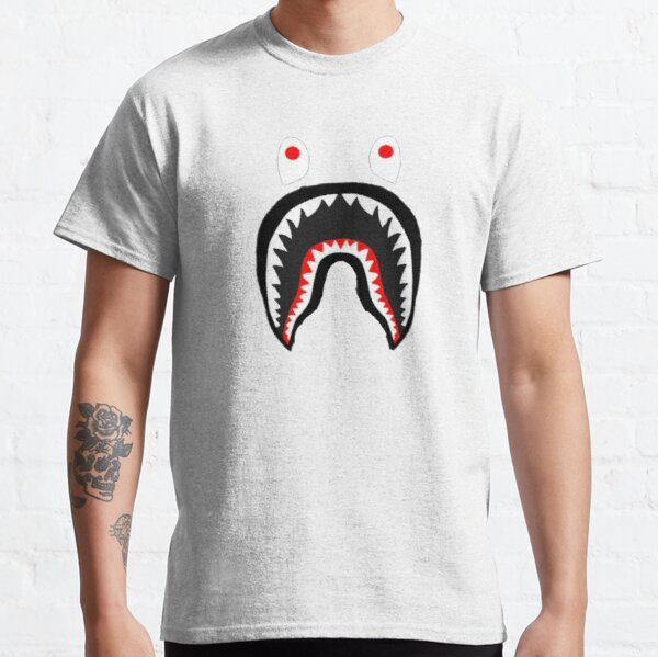 Official Original Shark Bape  Classic T-Shirt