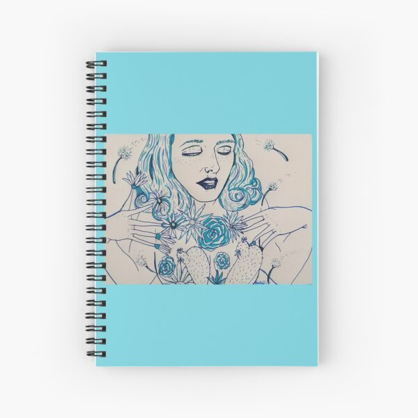Self Love Spiral Notebook