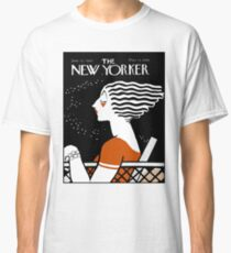 NEW YORKER : Vintage 1935 Magazine Cover Print Classic T-Shirt