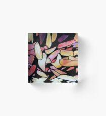 Nebulous Pop Acrylic Block