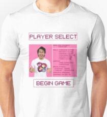 Markiplier Player Select Screen T-Shirt